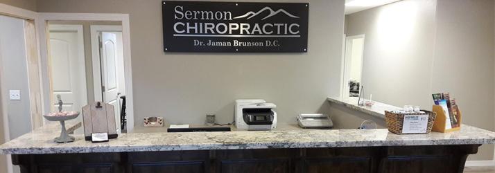 Chiropractic Idaho Falls ID Reception