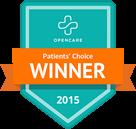 Patients Choice Award